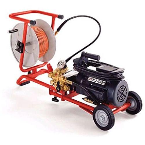 Ridgid 62597 KJ-1350 Water Jetting Machine w/ Pulse and H10 Cart