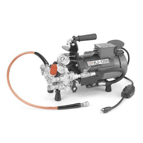 Ridgid 63107 KJ-1350-2 Water Jetting Machine w/ Dual Pulse (No Cart)