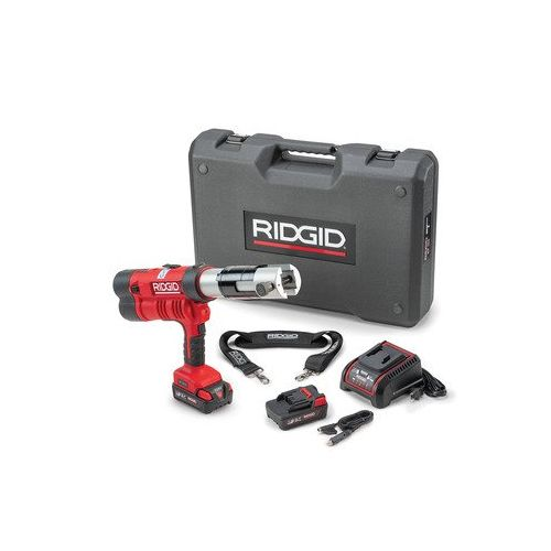 Ridgid 65468 RP 342-XL Battery Press Tool Kit (No Jaws)