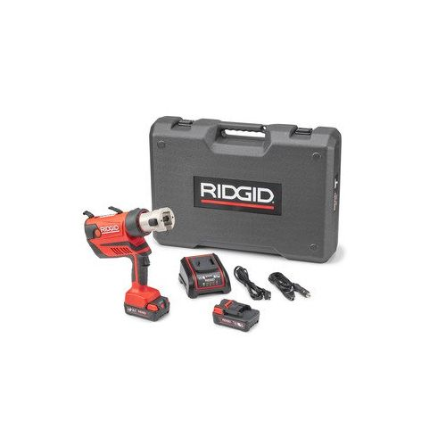 Ridgid 67063 RP-350 Battery Press Tool Kit (No Jaws)