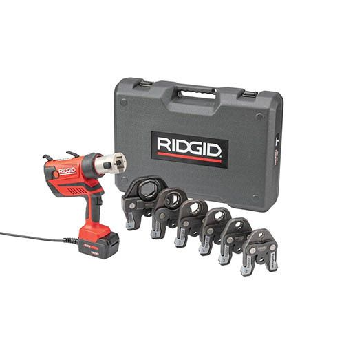 "Ridgid 67068 RP-350 Corded Press Tool Kit w/ProPress Jaws (1/2""-2"")"