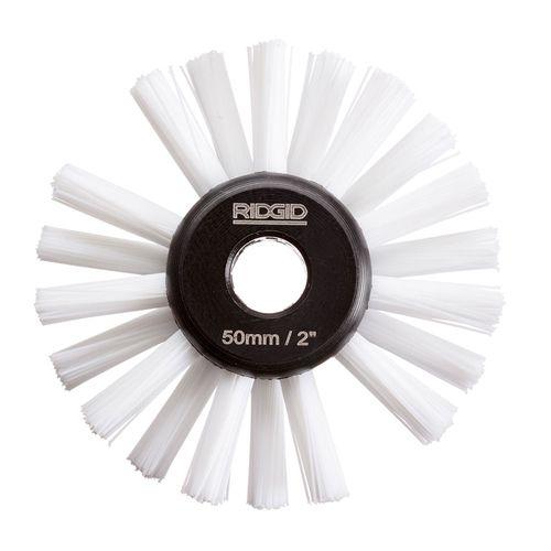 """Ridgid 68943 2"""" Nylon Brush for 5/16"""" Cable (K9-204)"""