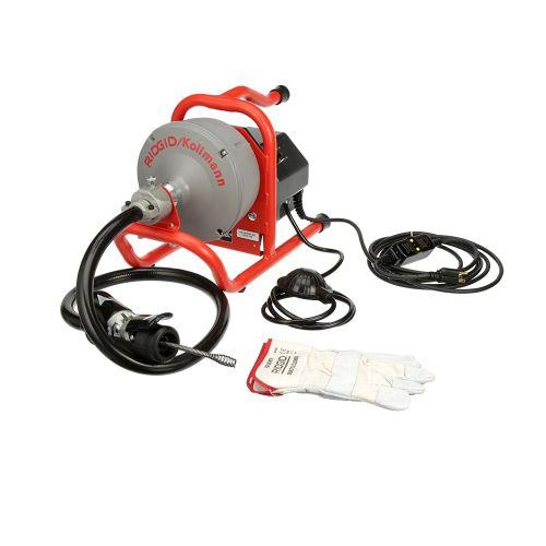 Ridgid 71722 K-40AF Drain Cleaner Kit (115V)
