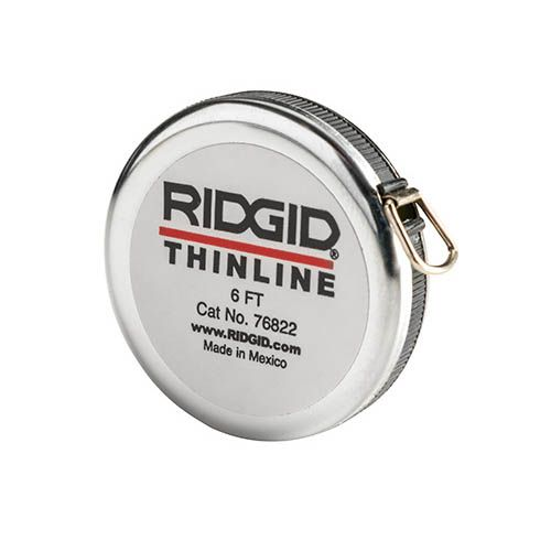 Ridgid 76822 Inch Diameter Tape Measure