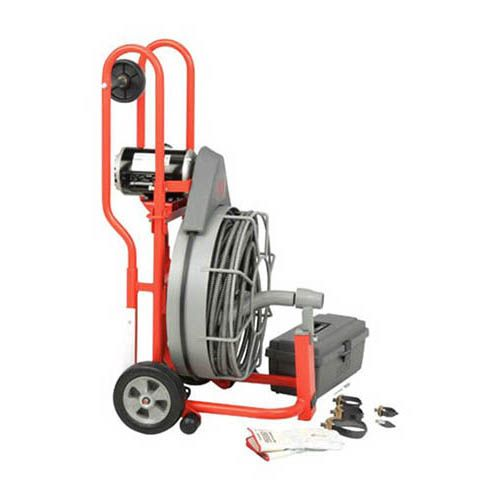 """Ridgid 83557 K-750R Drain Cleaner with 5/8""""x100' IW Drain Cable"""