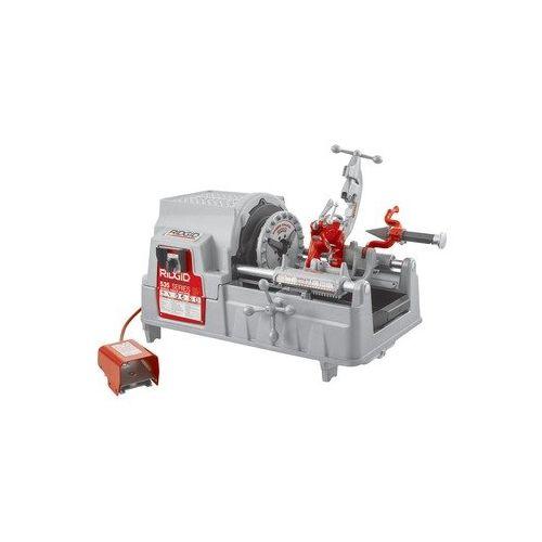 "Model 93287 535 Power Threading Machine 1/2""-2"" NPT (36RPM)"