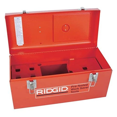 Ridgid 93497 Tool Box For 915 Roll Groover