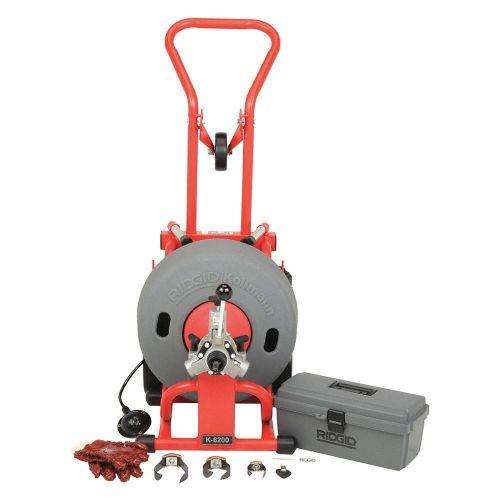 Ridgid 95732 K-6200 Drum Machine with C-24 Drain Cable
