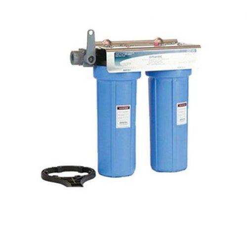 Amerec Dual Cartridge Scale-X Water Treatment System (ASX120)