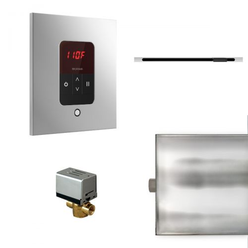 Mr Steam Square Basic Butler Package with Linear SteamHead