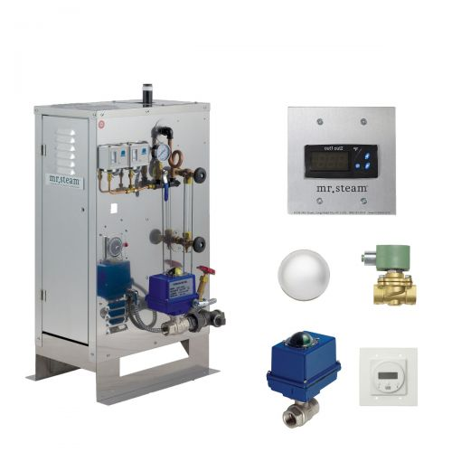 Mr Steam C1400 CU-1 Commercial Generator w/ Digital 1 Control Package 36kW