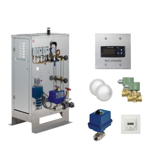 Mr Steam C4500 CU-2 Commercial Generator w/ Digital 1 Control Package 108kW
