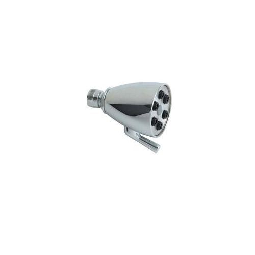 Chicago Faucets 600-CP Universal 6 Jet Adjustable Shower Head Polished Chrome