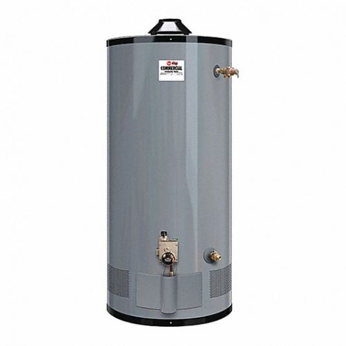 Rheem G75-75N-3 Med-Duty 75 Gallon Natural Gas Commercial Water Heater (3 Year Limited Warranty)