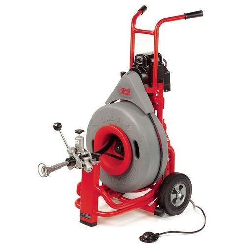 Ridgid 60052 K7500 Drum Machine w/ C-100 3/4x100' Cable