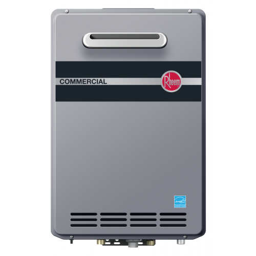 Rheem RTGH-C95XLN Outdoor Natural Gas Condensing Tankless Water Heater