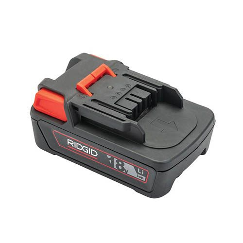 Ridgid 56513 18-Volt 2.5 Ah Lithium-Ion Battery
