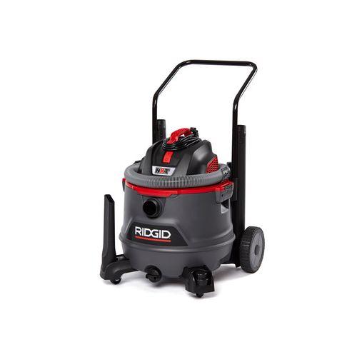 Ridgid RT1400 14 Gallon NXT Wet/Dry Vac W/ Cart 62718