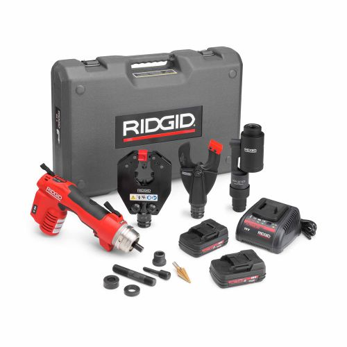 Ridgid 52093 KIT, RE 6+3 HEADS+LIO