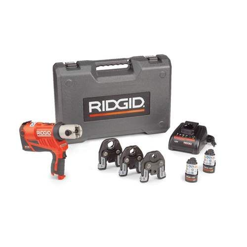 "Ridgid 57403 RP-240 Press Tool Kit (1/2""-1"")"