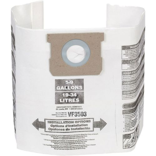 Ridgid 40153 High Efficiency Dust Bag - Size B (VF3503)