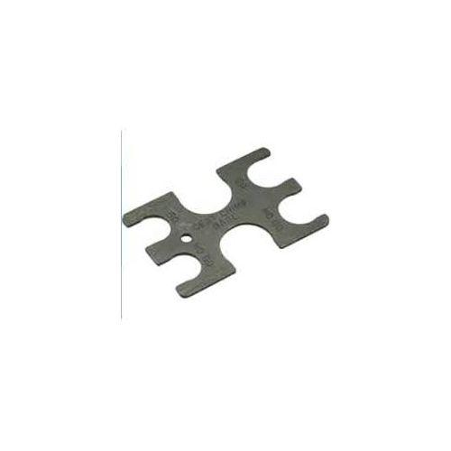 "RIDGID 29583 3/8"" - 1"" ASTM F 1807 Go/No-Go Gauge for PEX Crimp Tools"