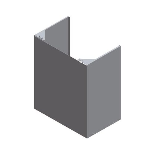 Rheem RTG20217DVG Pipe Cover for Indoor Mid-Efficiency Tankless