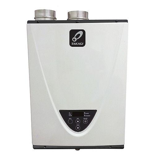 Takagi T-H3J-DV-P Indoor Condensing Ultra-Low NOx Tankless Water Heater (Propane)