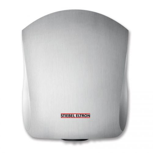 Stiebel Eltron Ultronic 1 High Speed Automatic Hand Dryer with Cast Aluminum Housing (Stainless Steel Finish)