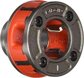 Ridgid 36965 00-R 1/8 NPT High-Speed for SS RH Die Head Complete