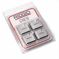 Ridgid 37940 2 12R NPT High Speed Threading Dies for Stainless Steel