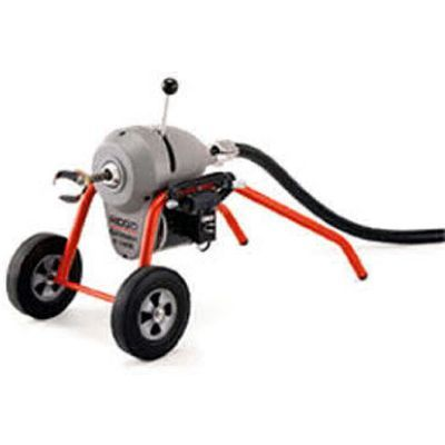 Ridgid 23697 K-1500B Sectional Drain Cleaner
