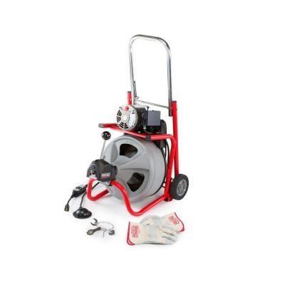 Ridgid 27013 K-400-AF Drain Cleaner with 1/2