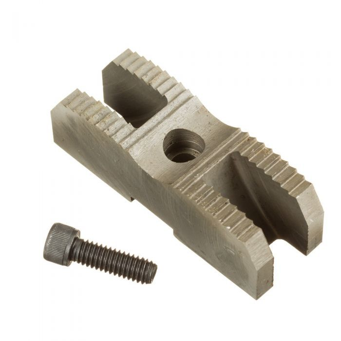 Ridgid 32590 Replacement Wrench Jaw with Screw for C-24 Wrench