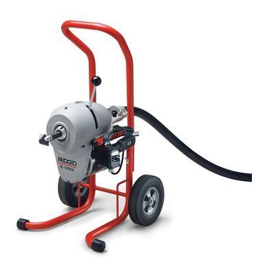 Ridgid 46837 K-1500SP-A Drain Cleaner