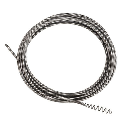 Ridgid 50647 S-1 15' Drain Cable with Bulb Auger