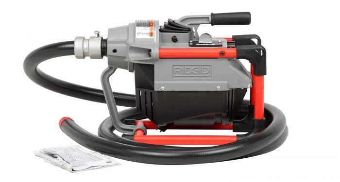 Ridgid 66492 K-60SP Sectional Machine Drain Cleaner (115V)