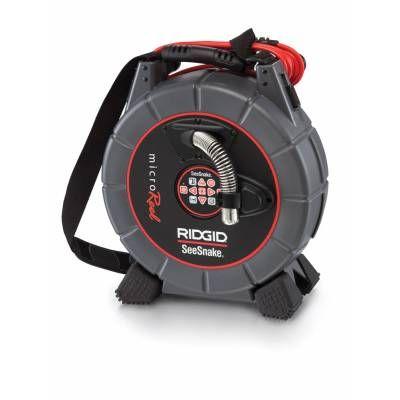Ridgid 35188 MICroReel L100C (MICroExplorer) with Counter