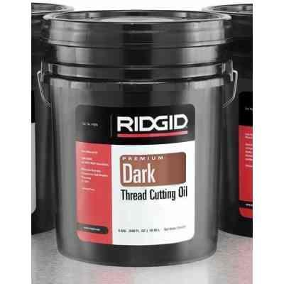 Ridgid 41600 5 Gal Dark  Oil