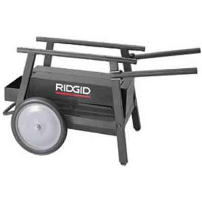 Ridgid 92467 200A Univ Wheel and Tray Stand