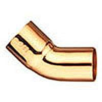 2-1/2 FTG x Copper 45 Street Elbow