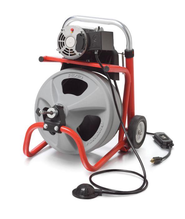 Ridgid 26993 K-400 Drain Cleaner with 3/8