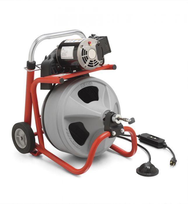 Ridgid 26998 K-400 w/C-45 IW Drain Cleaner