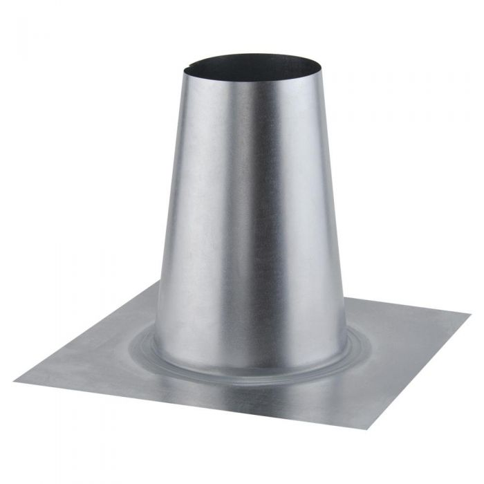 Rheem RTG20151J  Tall Cone Flashing - Flat Roof for 3/5 Inch Concentric Vent