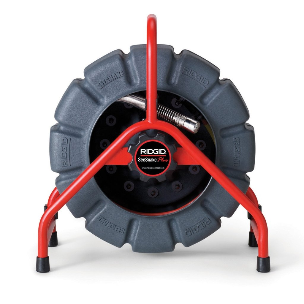 Ridgid 14063 200' Mini Seesnake Plus NT Reel - Reel Only